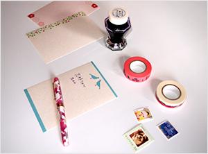 楽しい手紙の書き方